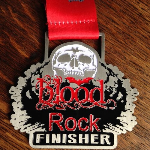 35: Blood Rock 50: A Race to Remember