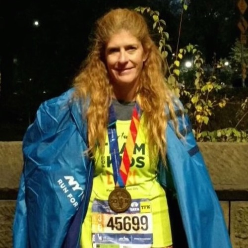 38: Learning to Walk Again to Crossing the Finishing Line of NYC Marathon: Journey of Lori Riggles
