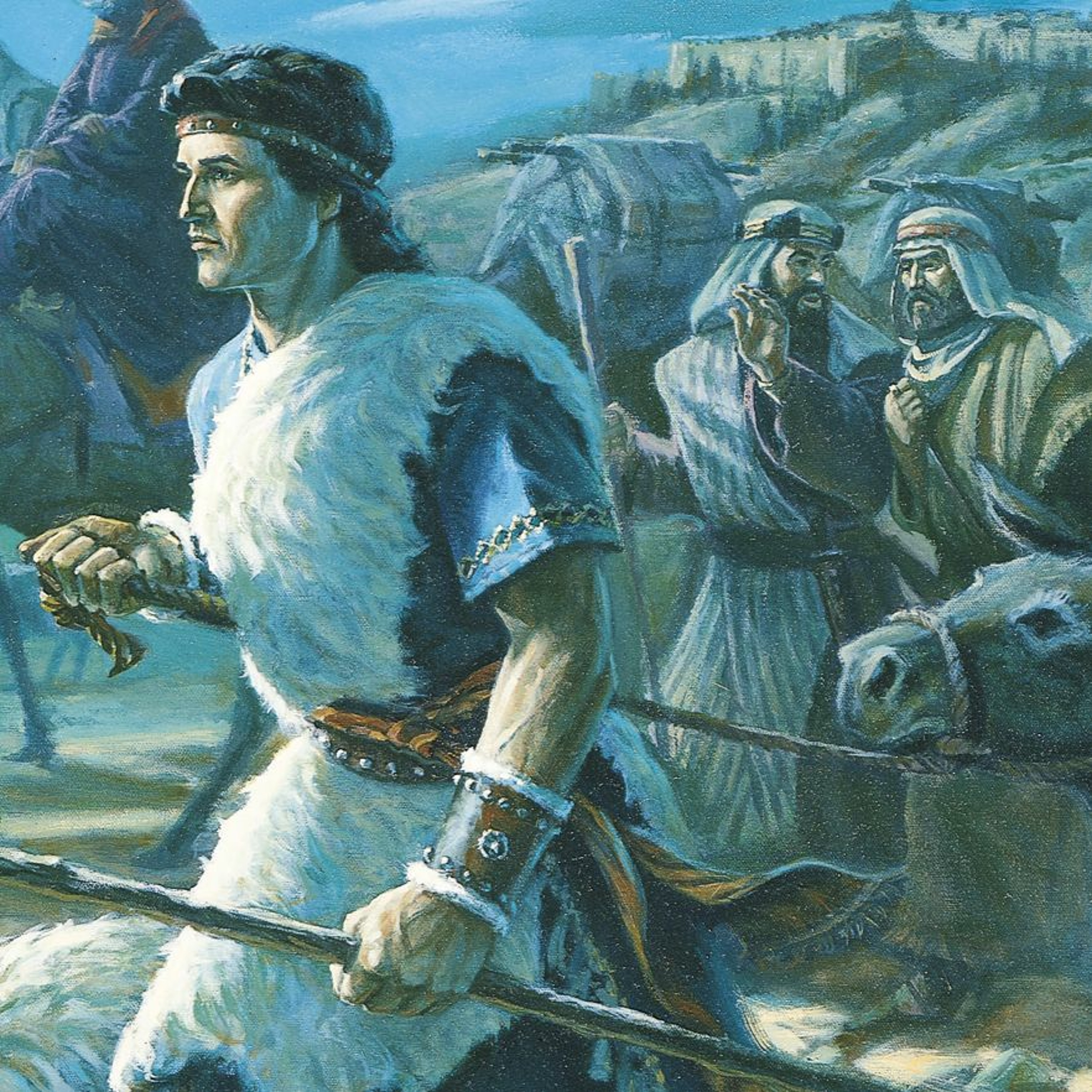 Why Did Nephi Believe The Lord Would...