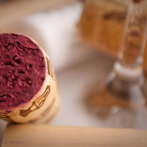 Barbera Muascae, a red wine produced by La Ghersa winery