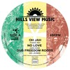 "FREEDOM ROOTS RIDDIM-DUBSTATION-Hills View Music-Vinyl 10"" and Digital at Rubadubstation.com"