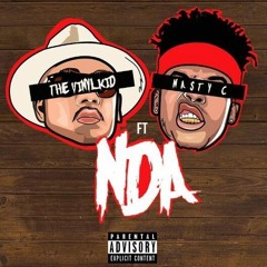 The Vinyl Kid Feat. Nasty C - NDA