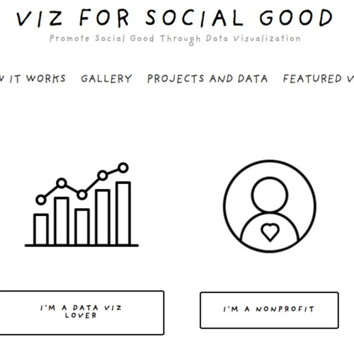 Viz for social good - Ep88
