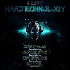 【FREE TRACK】Jason Little vs ASIN - Hardtechnology Theme