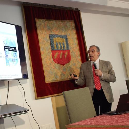 Conferència de l'Emilio Chuvieco: Suggeriments per a la conversió ecològica de la parròquia