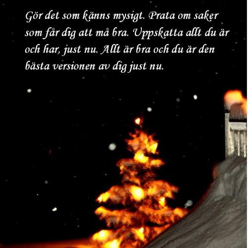 Klara av jul och andra högtider