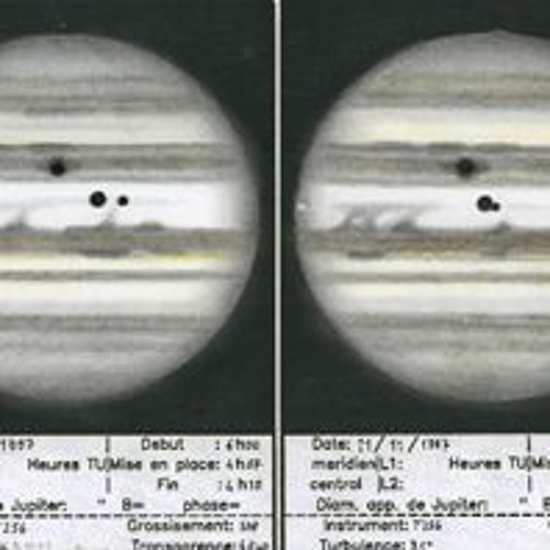 Raconte-moi une image : Jupiter et ses satellites