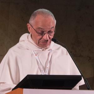 Apertura oficial del Congreso para la mision de la Orden (Fr. Bruno Cadore) [FRANCÉS]