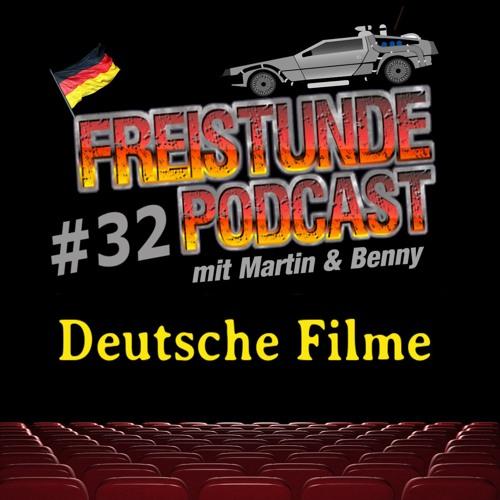 Freistunde #32 - Deutsche Filme (mit Toni Erdmann Verlosung)