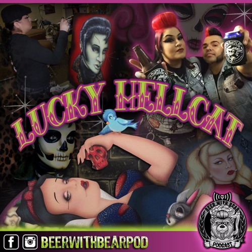 Episode 35 - with Lucky Hellcat