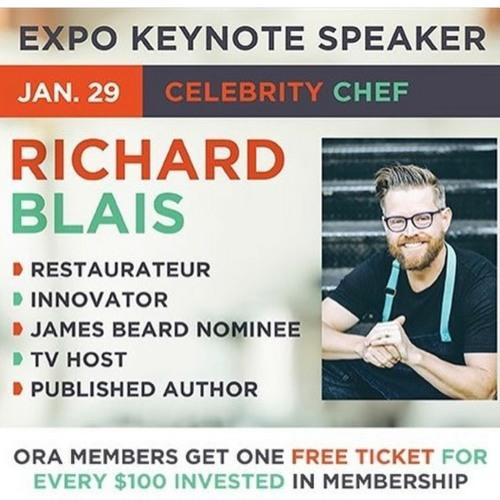 Interview With Richard Blais