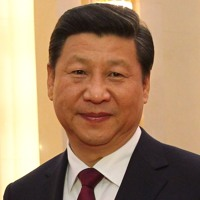 The Chinese leader calls for equality for all nations
