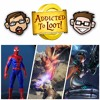 Addicted to Loot Podcast Ep026: Marvel Heroes, Dark and Light, Heroes of the Storm