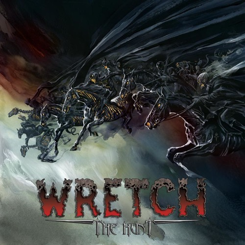 WRETCH - Throne Of Poseidon (PURE STEEL RECORDS)
