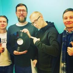 Luputoni YleX Disko2000 13.1.2017