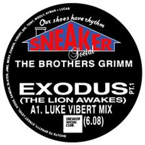 First Listen: The Brothers Grimm - Exodus [The Lion Awakes] (Luke Vibert Remix)