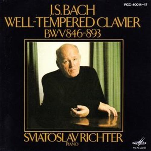 Bach, Fuga BWV 847 - Sujeto y Respuesta