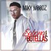 Miky Woodz - Sabanas y Botellas Portada del disco