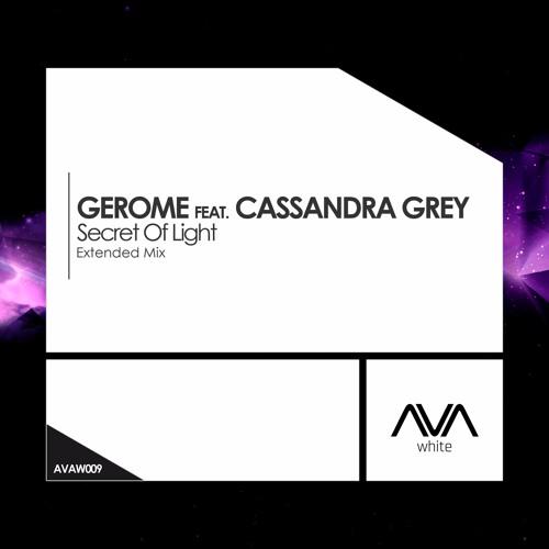 AVAW009 - Gerome feat. Cassandra Grey - Secret Of Light *cut from ASOT #799* (Out Now!)