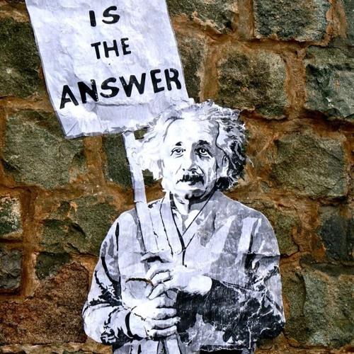 People Experiment 2: Albert Einstein Talks
