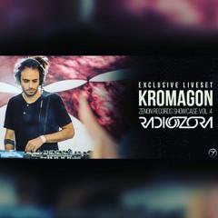 KROMAGON Exclusive 2017 Liveset @ RadiOzora.fm's Zenon Showcase Vol 4. - FREE DOWNLOAD