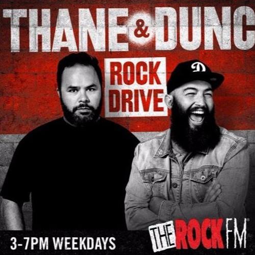 Thane & Dunc Podcast - Wednesday 18 January 2017