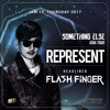Flash Finger @ DJ Live From SomethingElse Asia Tour, Octagon, Seoul 2017-01-19 Artwork