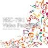 [royalty-free music] 試聴サンプル NSC-791  Video Package 8  16曲 (2017年01月リリース)