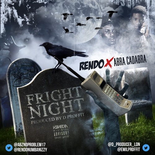 ABRA CADABRA X RENDO - 'FRIGHT NIGHT' [OFFICIAL AUDIO]
