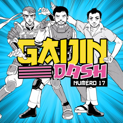 Gaijin Dash #17 : sweet switch