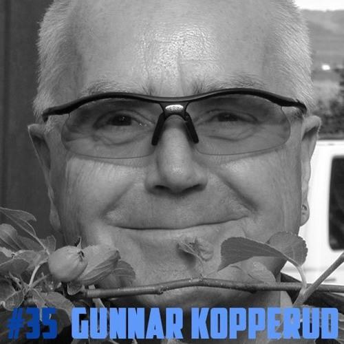 """Gunnar Kopperud om sin nye roman """"Der savannen ender"""""""