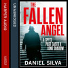 The Fallen Angel, By Daniel Silva, Read by George Guidall