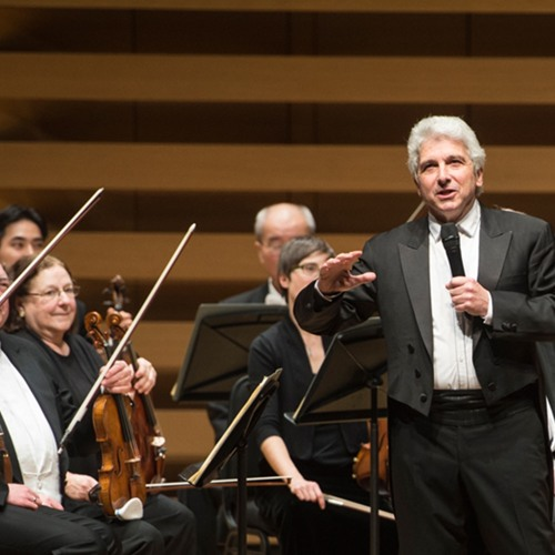 TSO Podcast 87: Peter Oundjian + Stewart Goodyear