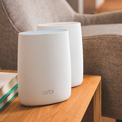 Orbi: The Only Tri-Band Home WiFi System