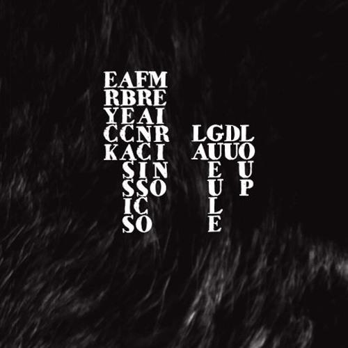 Eryck Abecassis & Francisco Meirino - La Gueule Du Loup CD (excerpts) [FRAG41]