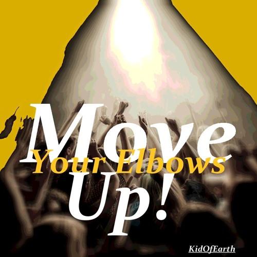 """Move Your Elbows Up!"" ©(Original) See the description! ;)"