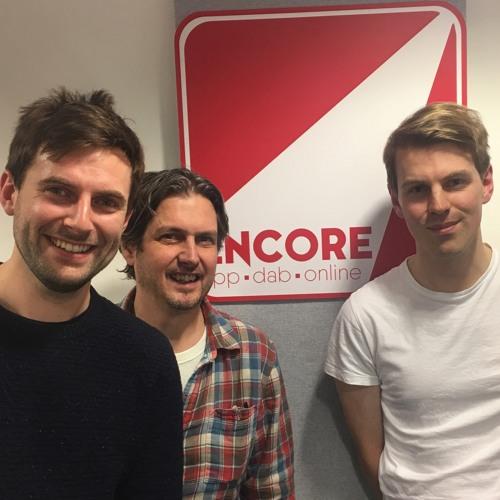 Encore Radio Interview With Jamie Crick