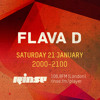 Rinse FM Podcast - Flava D - 02:31 Takeover - 21st January 2017