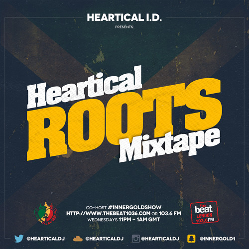 Heartical I.D - Heartical Roots Mixtape