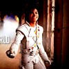 Michael Jackson we are here to change the world