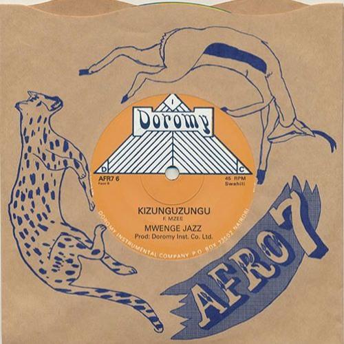 Kyaddondo Int Gkinumanze Mwenge Jazz Kizunguzungu - New Afro7 single !