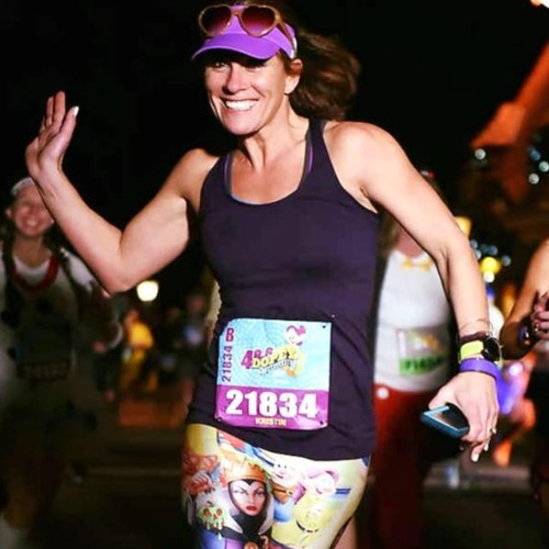 44: From Stay at Home Mom to Social Runner and Social Media Influencer: Story of Kristin Long