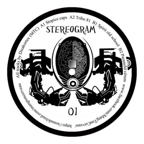 "Stopice Caps ""Stereogram 01"""