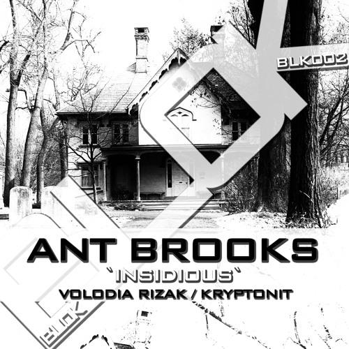 BLK002 Ant Brooks - Insidious [BLOK Records]