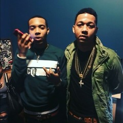 Gherbo - Blackin out ft Lil bibby (Humble beast Album) 2017