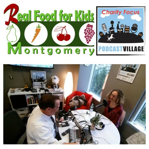 Launch Podcast Charity Focus: Real Food For Kids-Montgomery with Lindsey Parsons