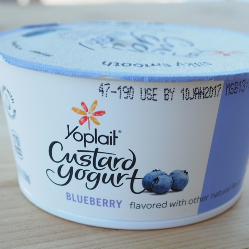 Yoplait Custard is back