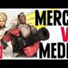 Jt Machinima - MERCY VS MEDIC RAP BATTLE (NOT MINE)