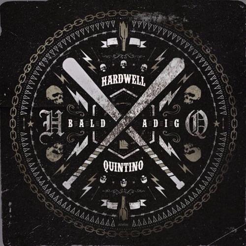 Hardwell & Quintino - Baldadig (Syrange Moombah Edit)