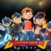 BoBoiBoy Galaxy Opening Song Dunia Baru By BUNKFACE mp3